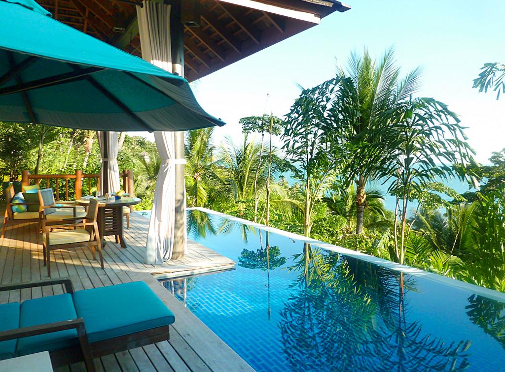 Номер в  Hotel Ubud Hanging Gardens, Бали, Индонезия
