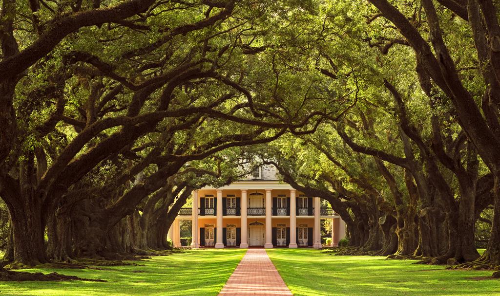 Oak Alley Plantation Bed & Breakfast, Вачери, Луизиана, США