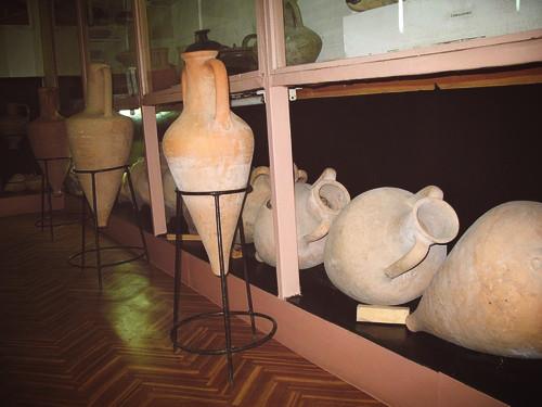 Музей археологического заповедника Ольвия