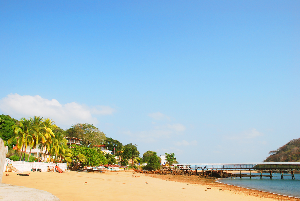 Остров Табога, Панама