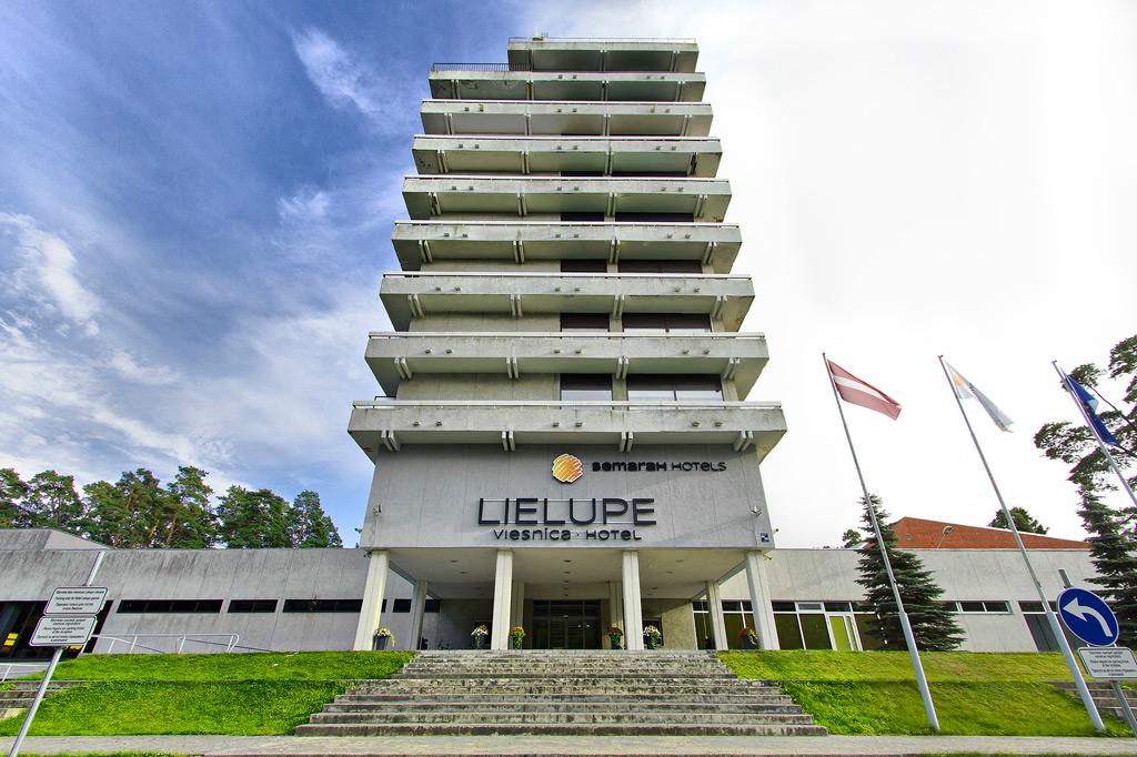 Отель SemaraH Lielupe в Юрмале