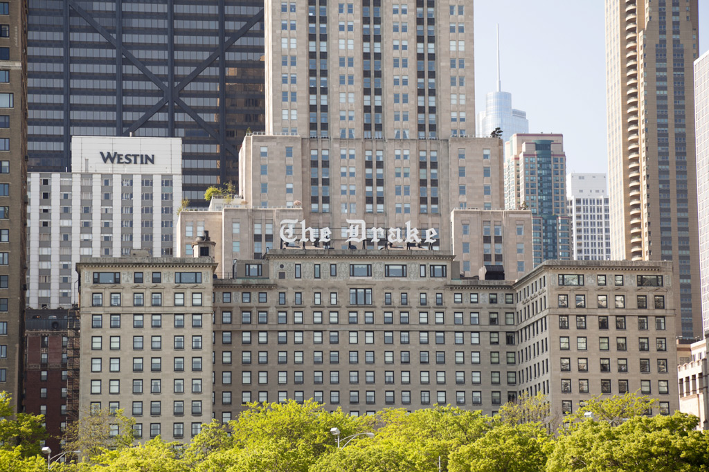 Отель The Drake, Чикаго