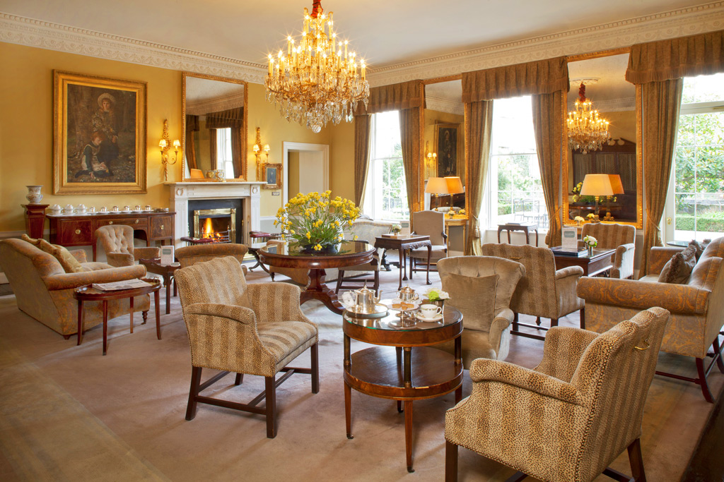 Отель The Merrion Hotel, Дублин