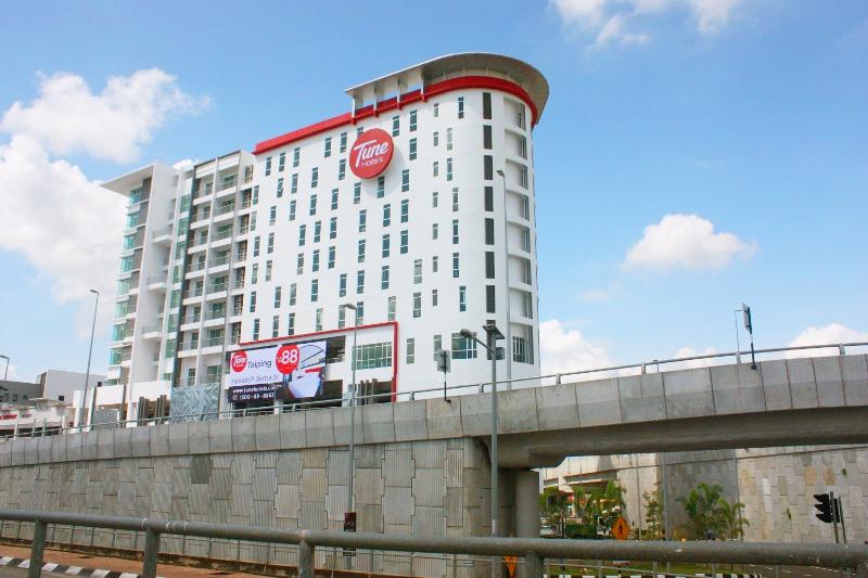 Здание отеля Tune Hotel Taiping, Тайпин, Малайзия
