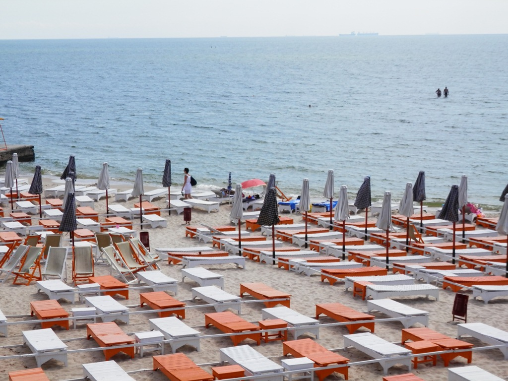 Пляж Отрада, Одесса