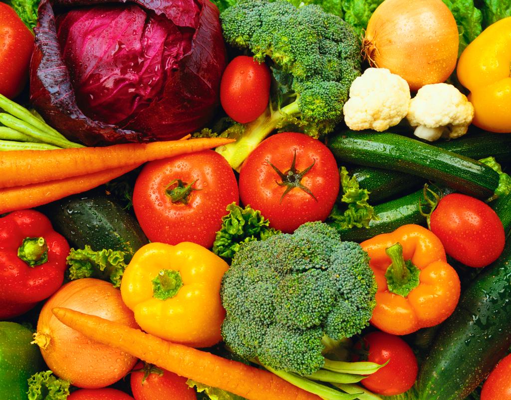 Овощи - важный ингредиент португальской кухни