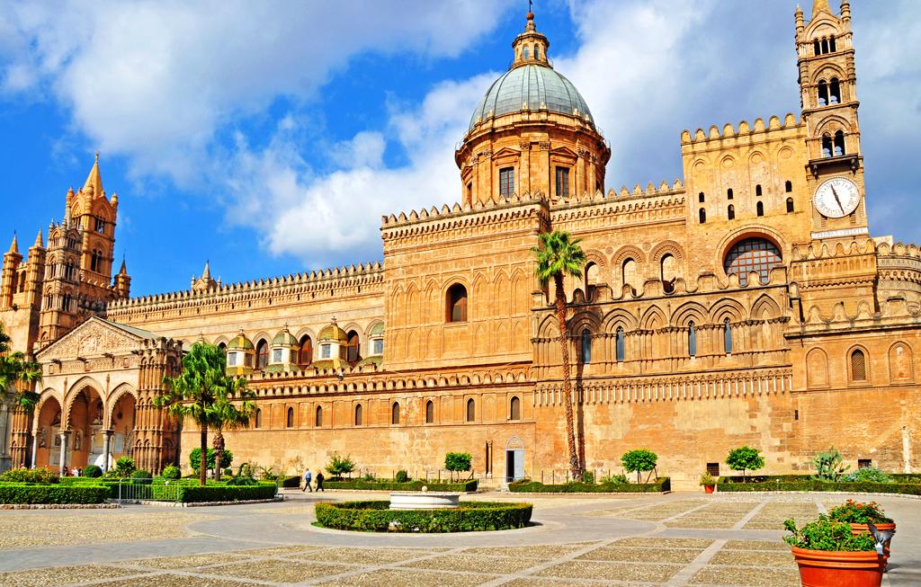 Палермо, Сицилия, Италия