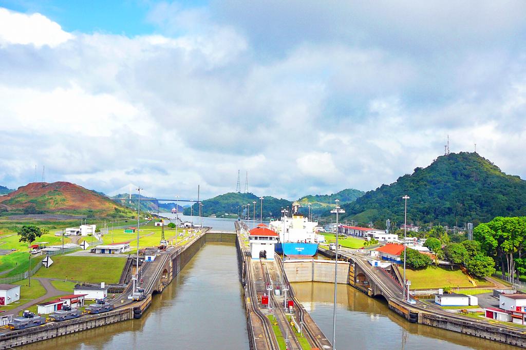 Панамский канал, Панама