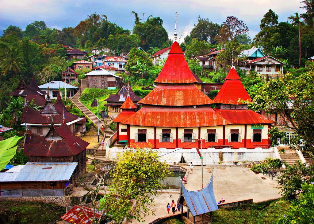 Парианган, Индонезия