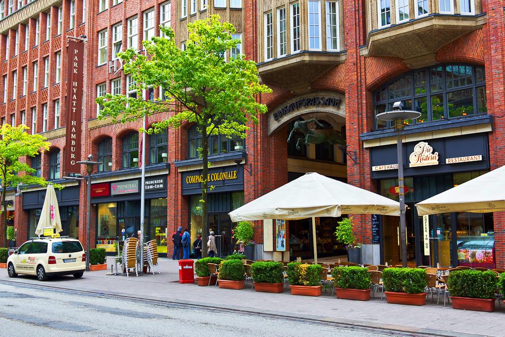 Отель Park Hyatt Hamburg
