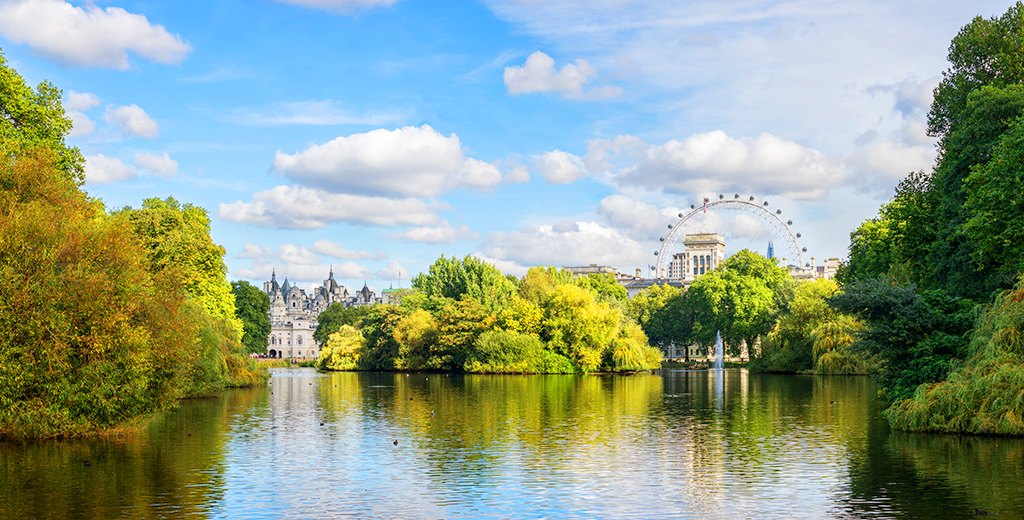 Парк Сент-Джеймс, Лондон