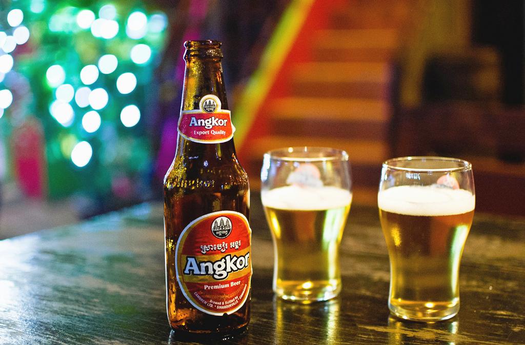 Пиво за 1$, Камбоджа