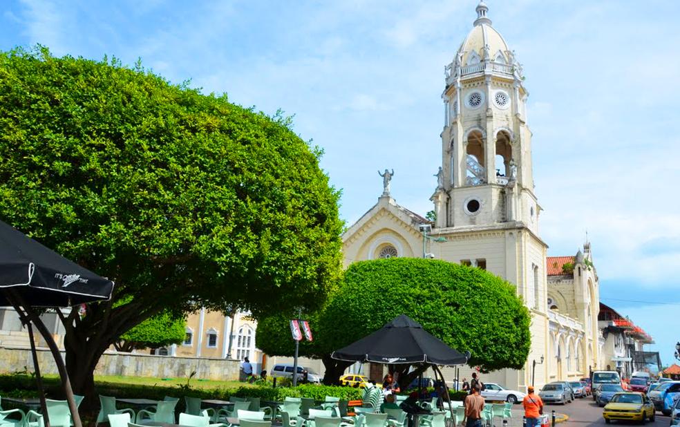 Площадь Боливар, Панама-Сити