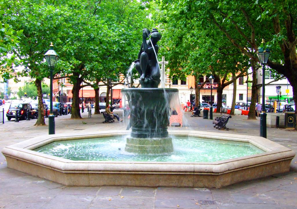 Площадь Слоун, Челси, Лондон