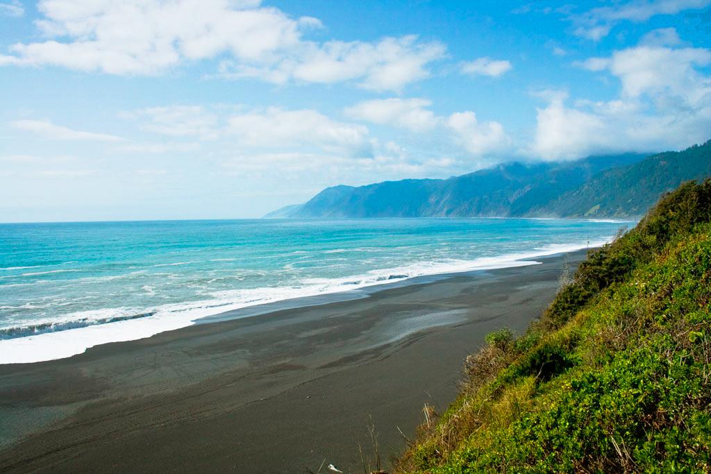 Пляж «Затерянное побережье», Калифорния, США