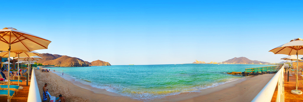 Пляж Хор-Факкана