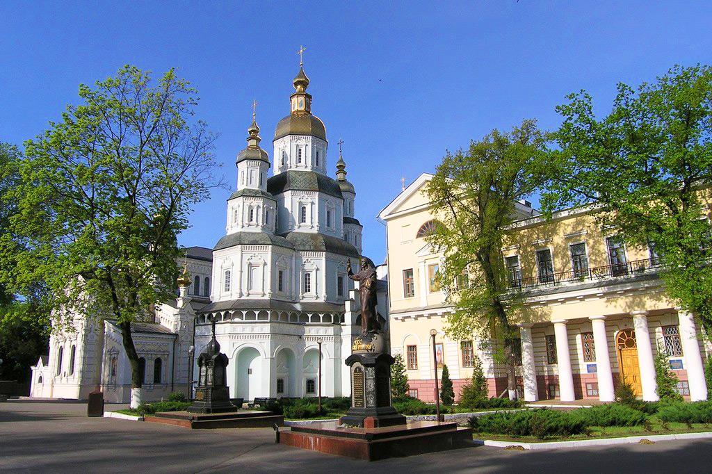 Покровский собор в Харькове
