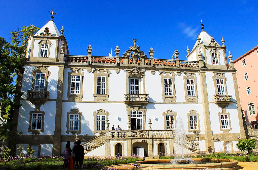 Pousada Do Porto Freixo Palace Hotel , Порто, Португалия