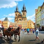 Въезд в центр Праги для автомобилистов будет платным