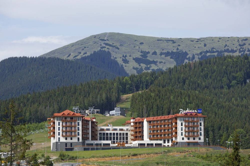 Radisson Blu Resort Буковель