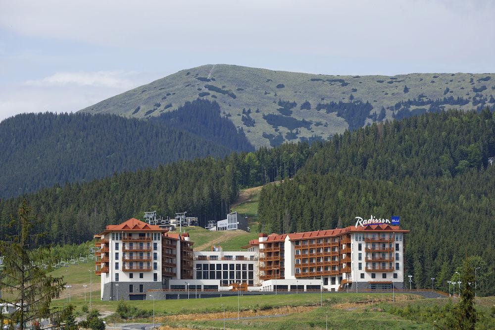 Radisson Blu Resort Буковель