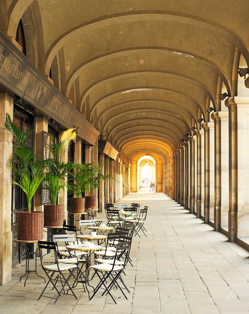 Ресторан 7 Portes (7 дверей), Барселона