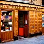 Sobrino de Botin — самый старый ресторан в мире