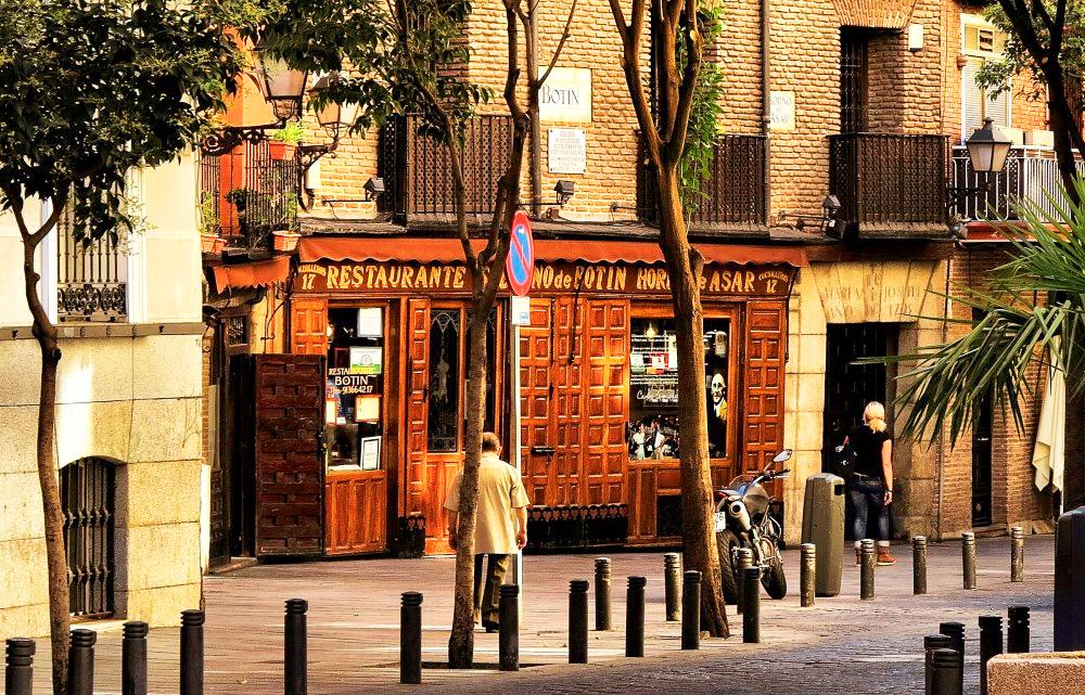 Ресторан Ботин, Мадрид, Испания