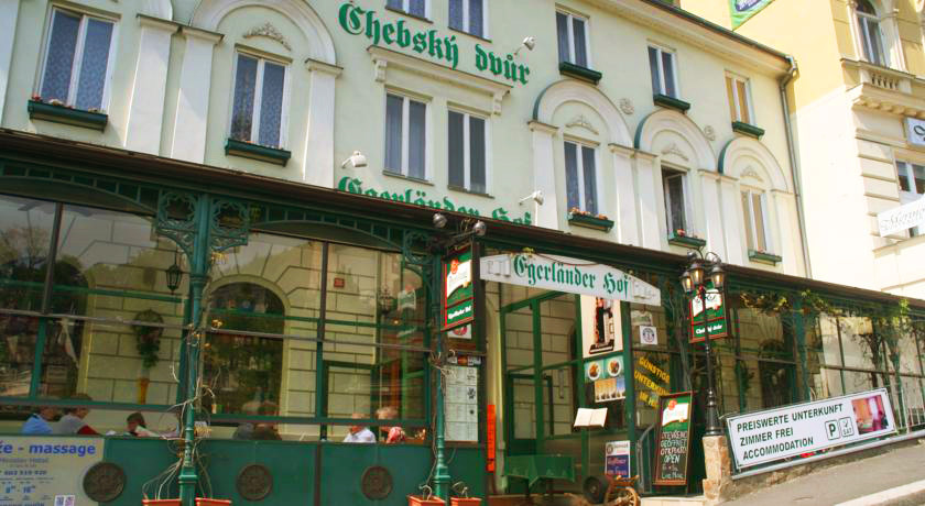 Ресторан Chebsky Dvur