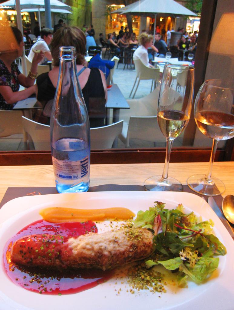 Ресторан Cheese Me, Барселона