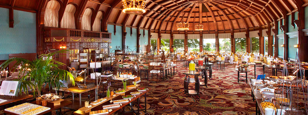 Ресторан в Hotel del Coronado, Сан-Диего, США
