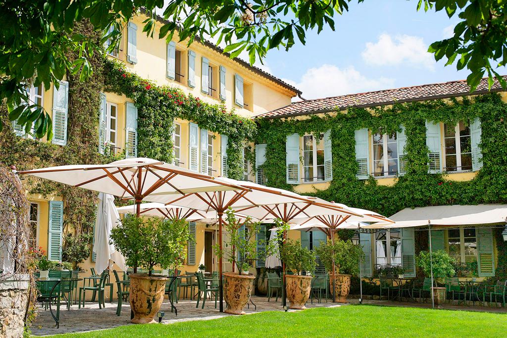 Ресторан La Bastide Saint Antoine, Грасс, Франция