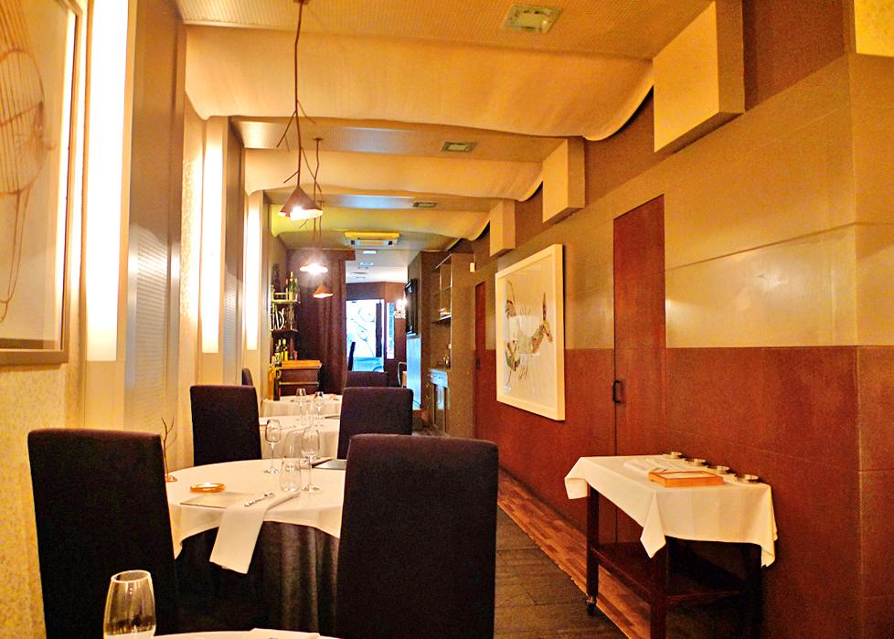 Ресторан Manairó, Барселона