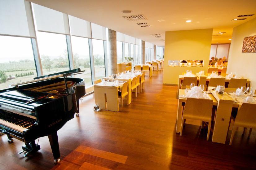 Ресторан Tervise Paradiis, Пярну