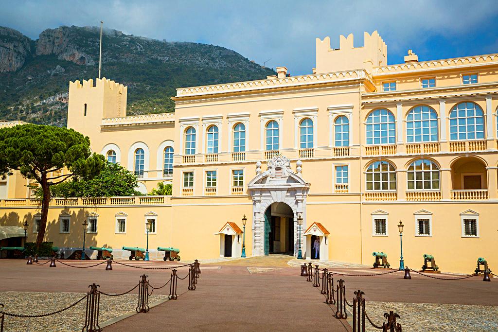 Резиденция правящей семьи Монако
