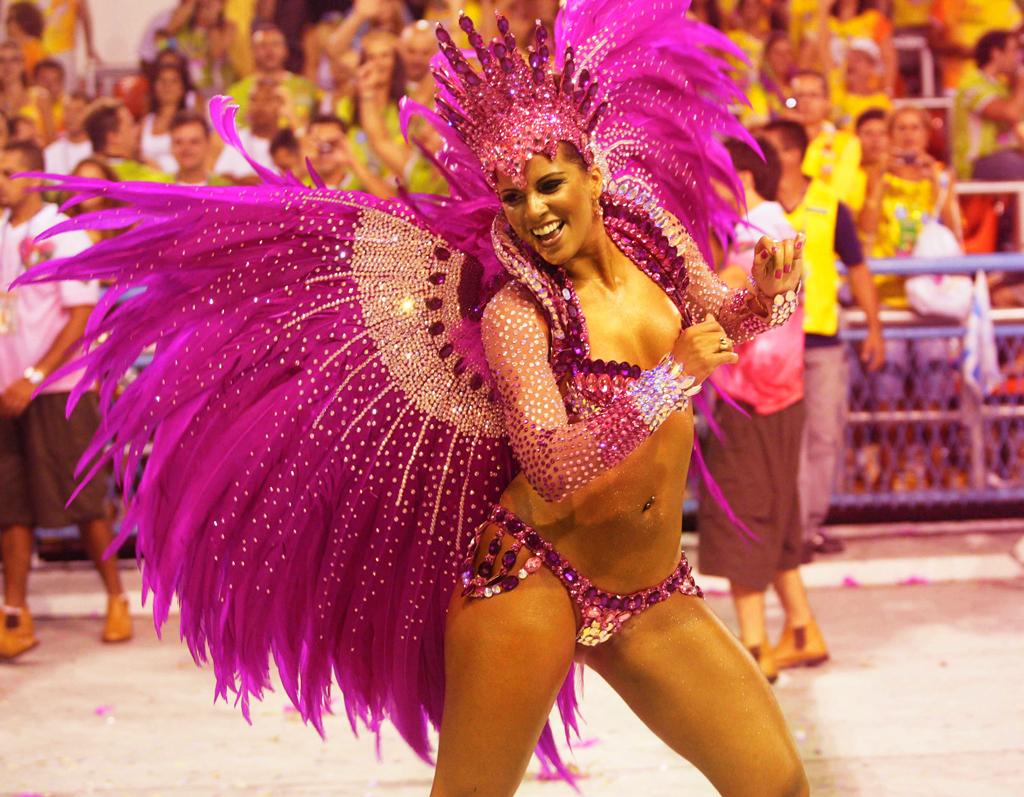 Карнавал в Бразилии 2015