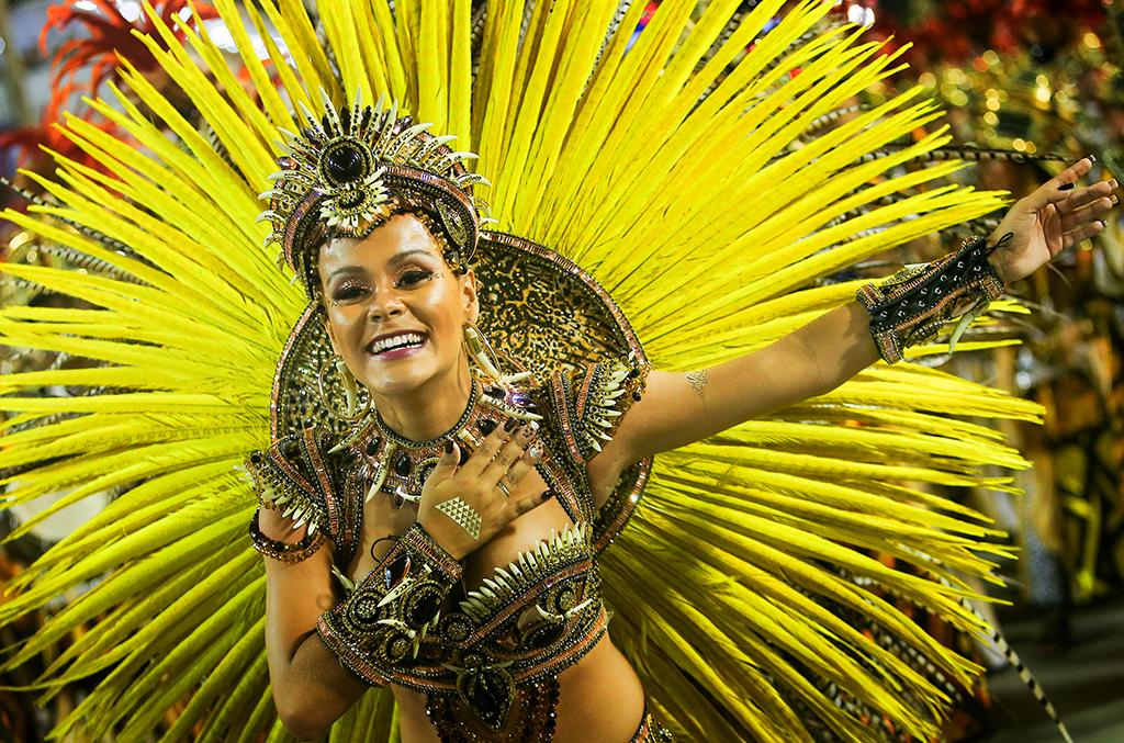 Карнавал в Рио де Жанейро 2015
