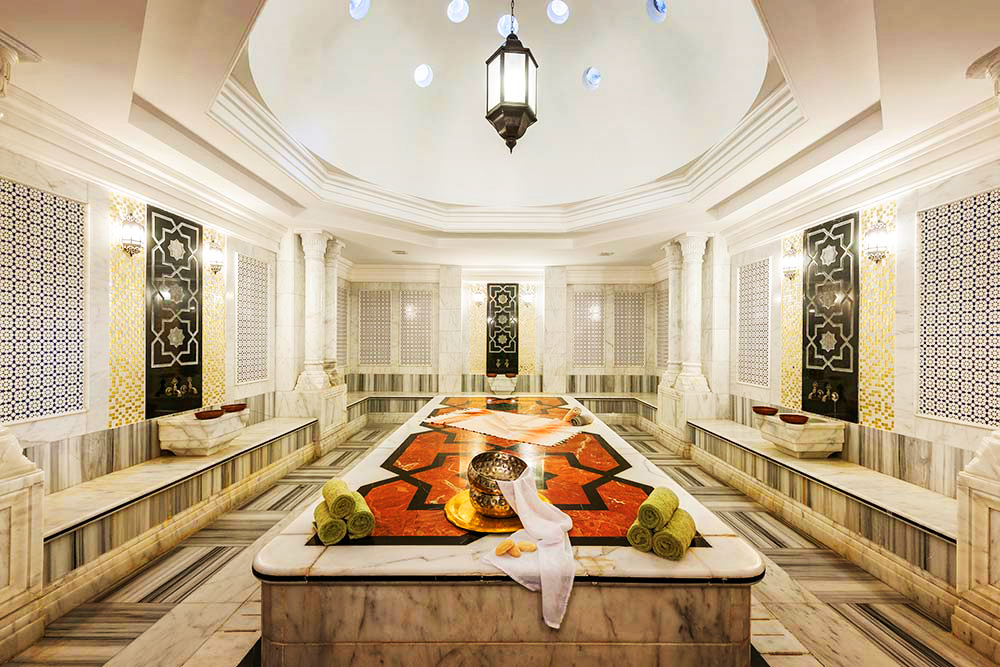 Хамам, Rixos Royal Spa, Rixos Sharm El Sheikh