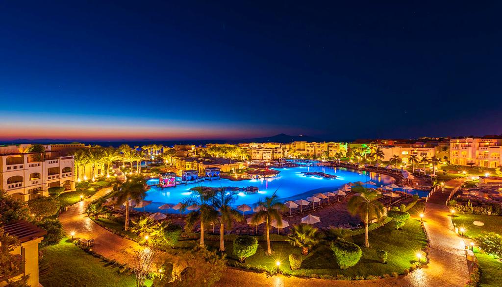 Вид на Rixos Sharm El Sheikh