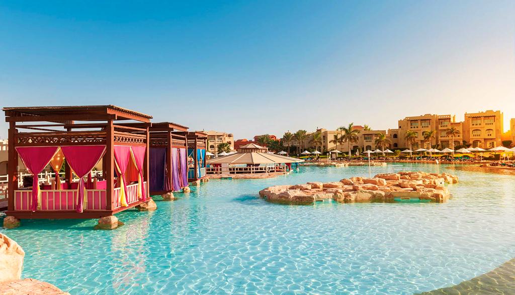 Бассейн в отеле Риксос Шарм-эль-Шейх