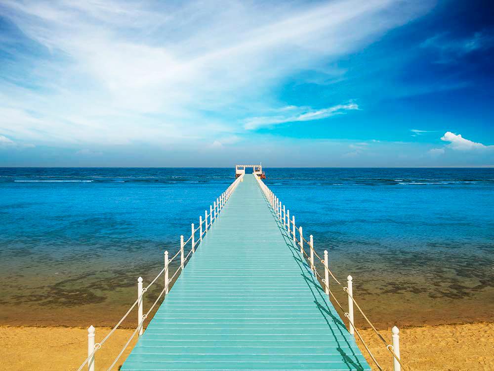 Понтон в Rixos Sharm El Sheikh, Египет