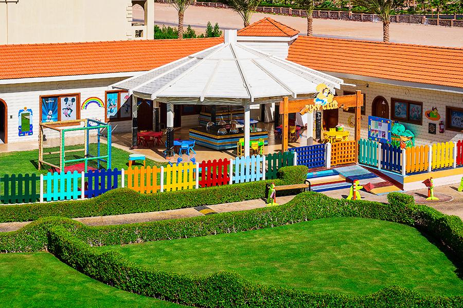 Детский клуб Rixy Club в Rixos Sharm El Sheikh