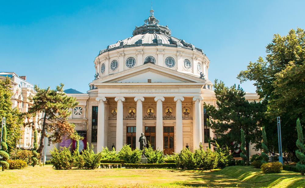 Румынский Атеней, Бухарест