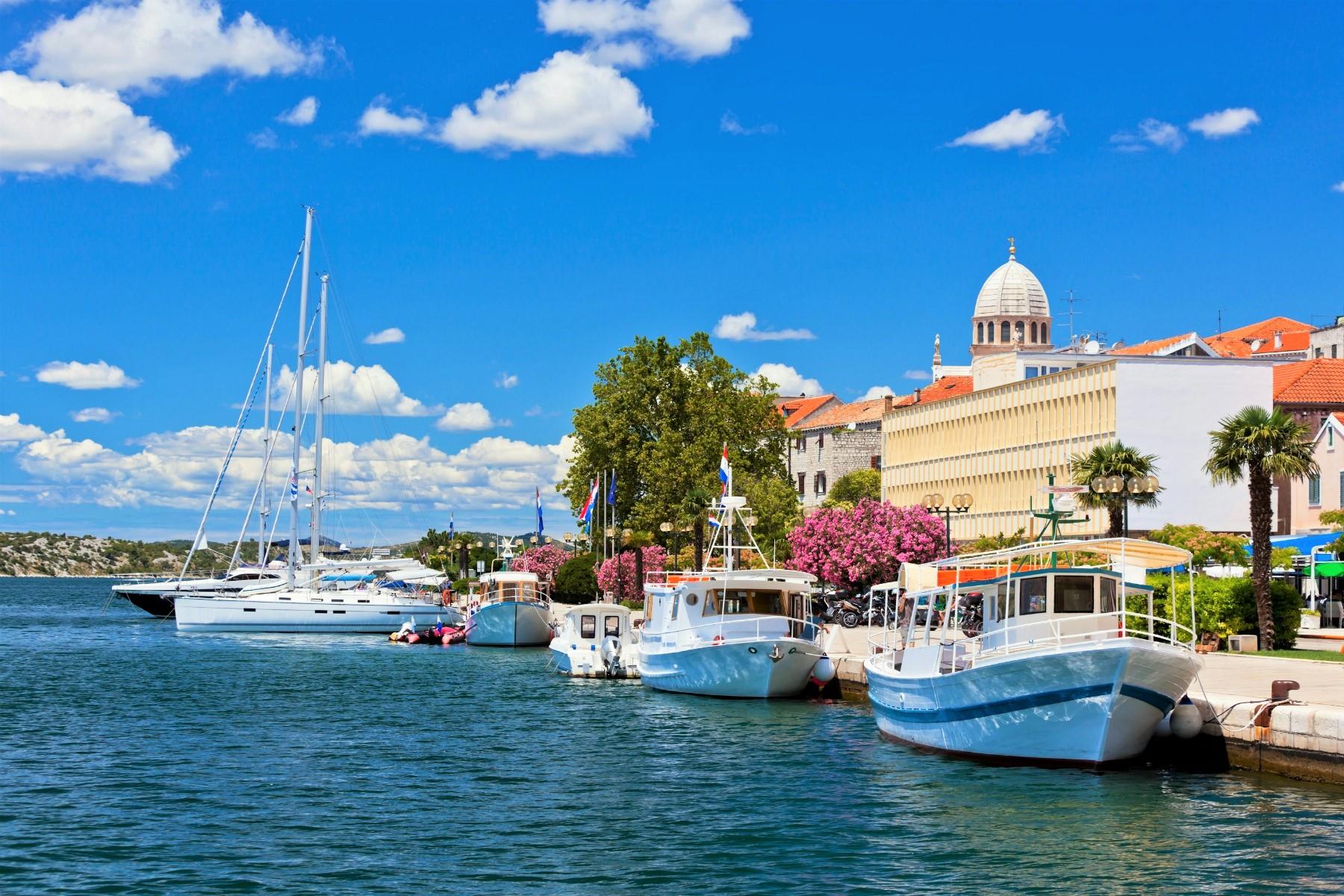 Shibenik Отдых в Хорватии туры хорватию хорватия Отдых в Хорватии — 9 курортных мест Адриатического побережья SHibenik