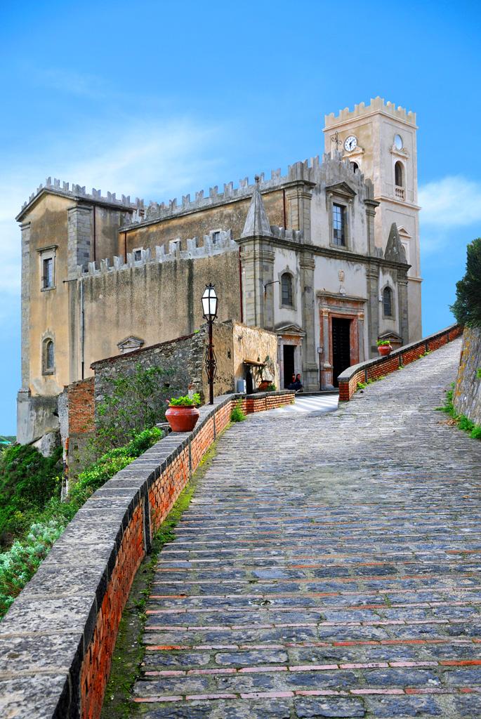 Церковь Святого Николо, Савока, Сицилия