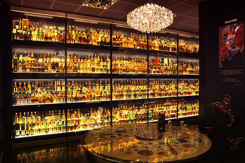 The Scotch Whisky Experience в Эдинбурге