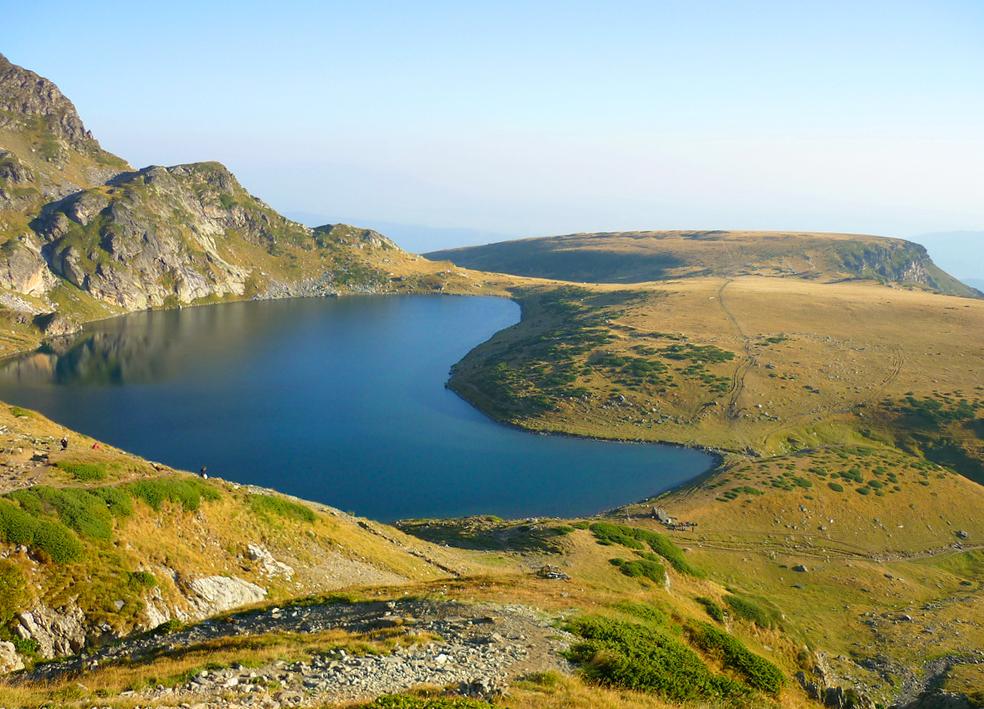 озер в рильских фото семь болгарии