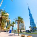 Первый экскурсионный трамвай в Дубае