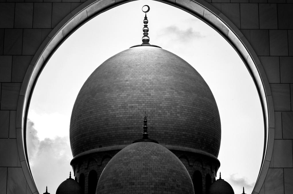 Большая мечеть шейха Заеда в Абу-Даби