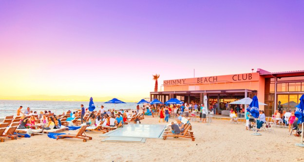 Shimmy Beach Club, Кейптаун, ЮАР